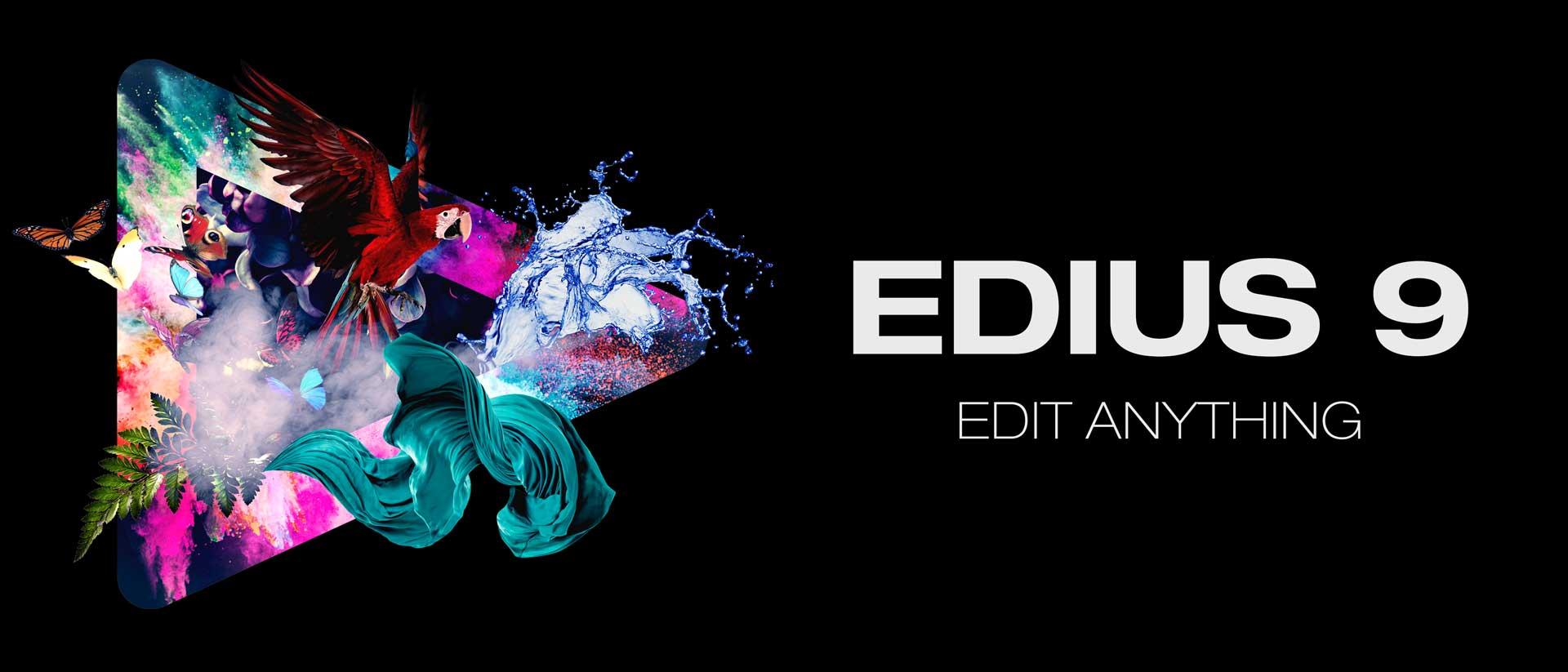 4K montage met Edius