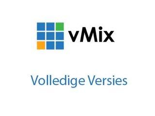 vMix volledige versies