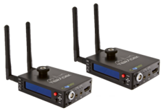 Teradek Cube encoder-decoders