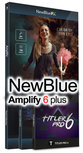 NewBlue Amplify 6 Plus voor Edius 9