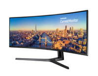 Samsung Serie 9 49 inch curved