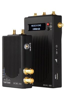 Teradek Bolt 1000 Transmitter Receiver Sets