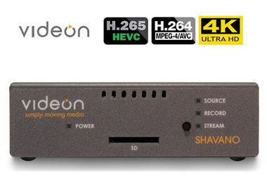 Videon Shavano 4K HEVC