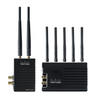 TERADEK Bolt XT 3000 Wireless SDI/HDMI Transmitter/Receiver Set