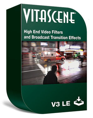 ProDAD Vitascene V3 LE - Aktie voor EDIUS 9 tot 31-03-2019