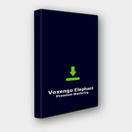 Voxengo Elephant Mastering Limiter VST Plug-in voor EDIUS