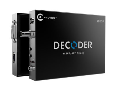 Kiloview DC230 (IP to SDI HDMI Decoder 4 Channels)